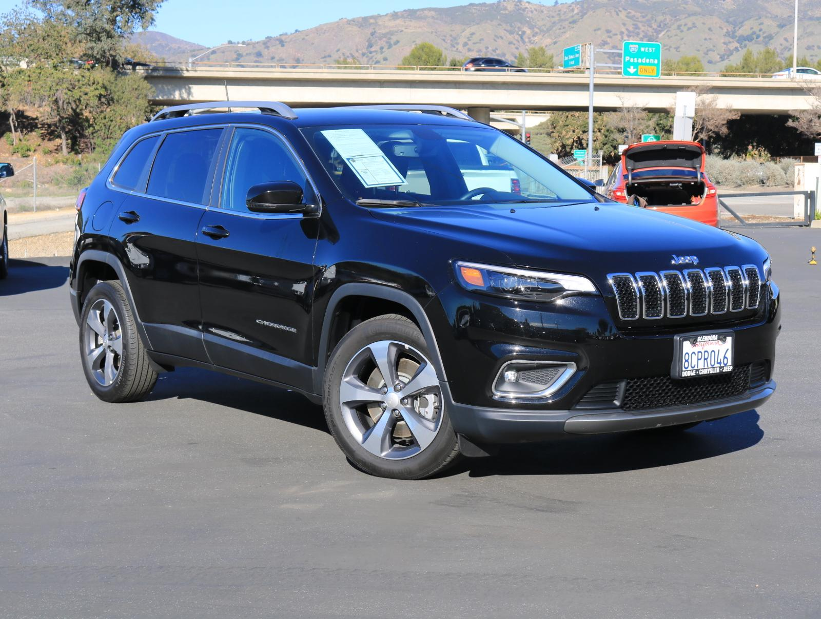 Certified Pre Owned Jeep >> Certified Pre Owned 2019 Jeep Cherokee Limited Limited Fwd In