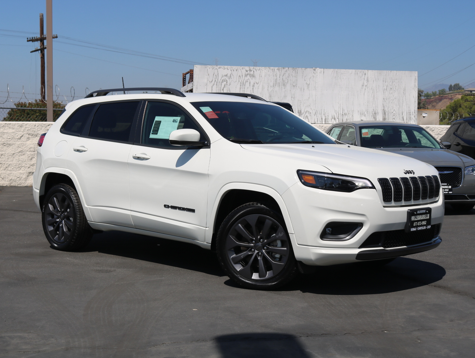 New Jeep Cherokee >> New 2019 Jeep Cherokee High Altitude Fwd