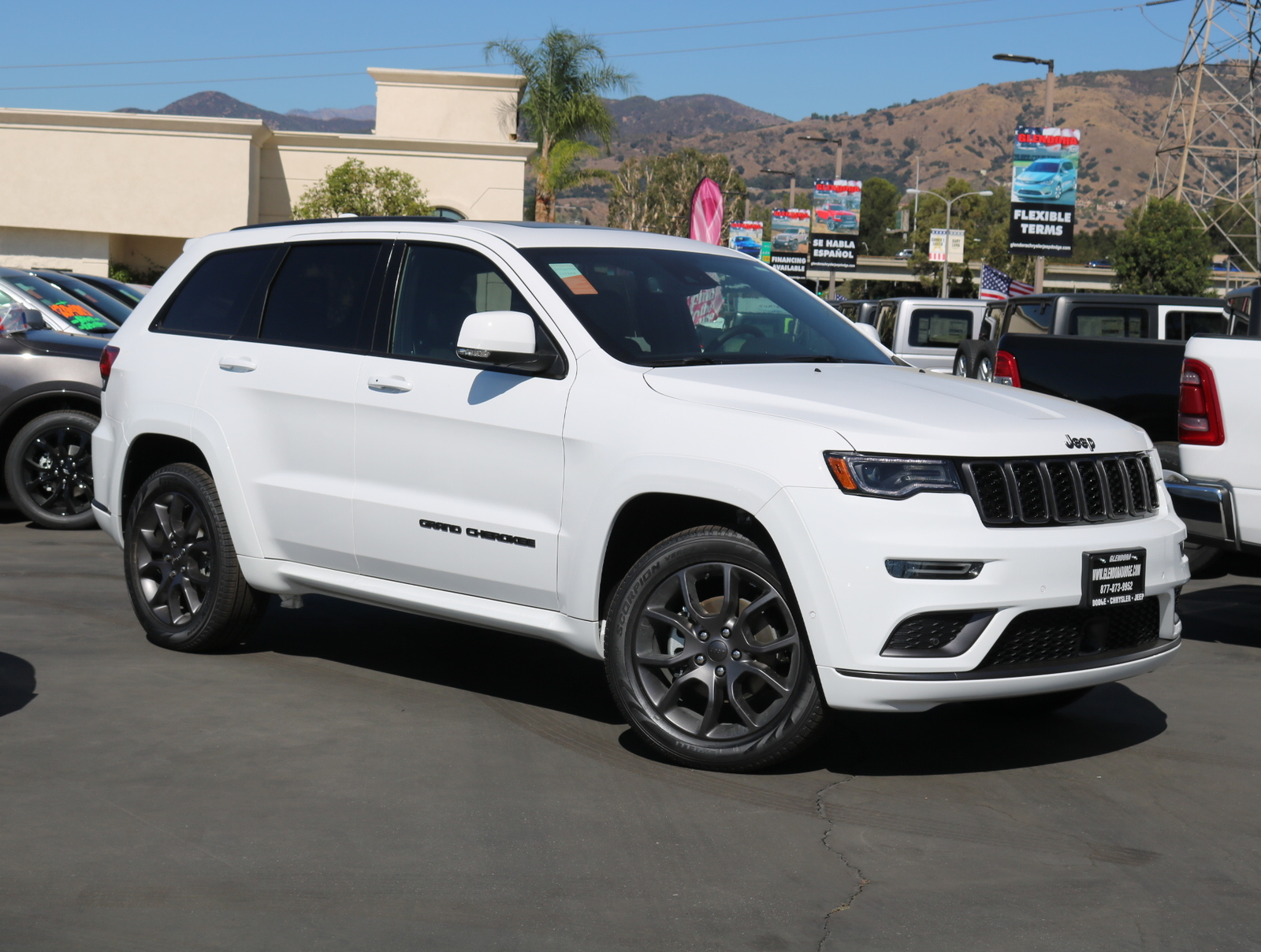 New 2020 JEEP Grand Cherokee 4x4