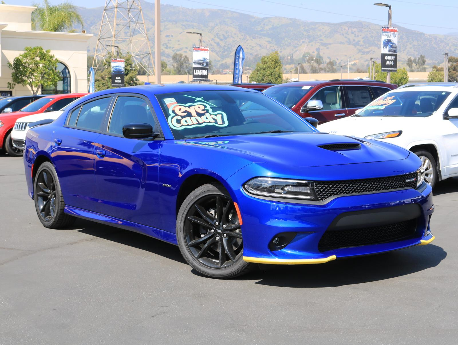 New 2018 DODGE Charger RWD