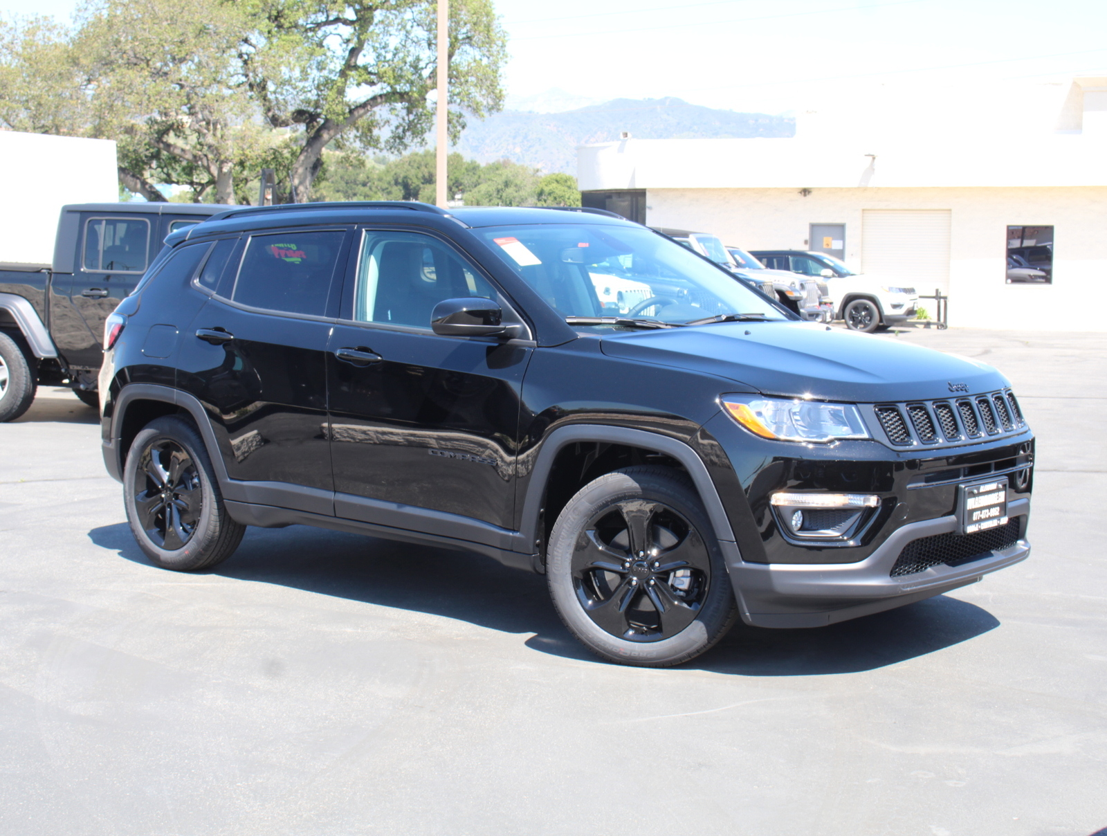 New 2020 JEEP Compass FWD