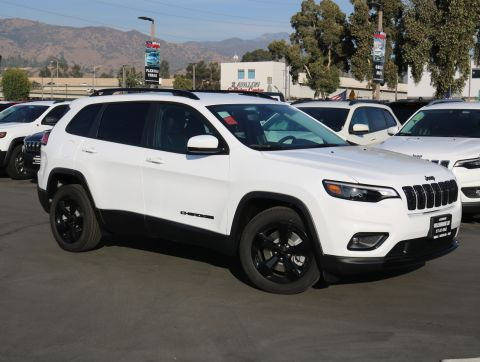 New 2020 JEEP Cherokee FWD