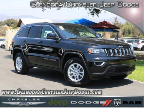 New 2018 JEEP Grand Cherokee Laredo 4x2 *Ltd Avail*