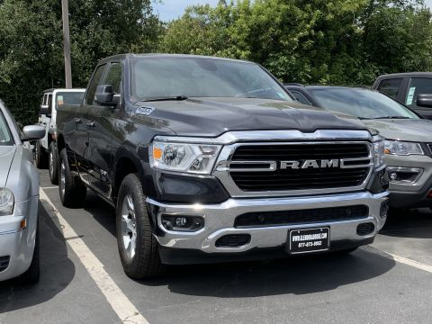Pre-Owned 2019 Ram 1500 Big Horn Pickup 4D 6 1/3 ft