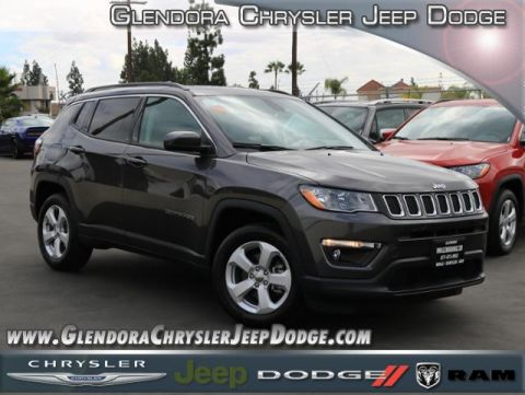 New 2018 Jeep Comp Laude